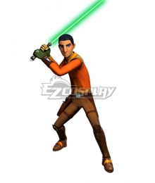 Wookieepedia the Star Wars season 4 Ezra Bridger Cosplay Costume