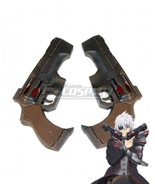 Arifureta: From Commonplace to World's Strongest Hajime Nagumo Double Gun Cosplay Weapon Prop