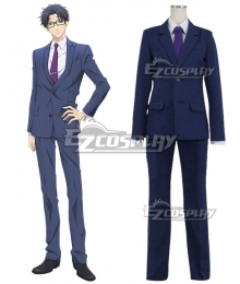 Wotakoi: Love is Hard for Otaku Wotaku ni Koi wa Muzukashii Hirotaka Nifuji Cosplay Costume