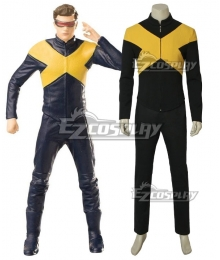 Marvel 2019 Movie X-Men: Dark Phoenix Scott Summers Cyclops Cosplay Costume