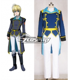 BUDDY COMPLEX BIZON GERAFIL Cosplay Costume