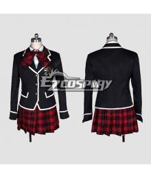 Trinity Seven: 7-nin no Masho Tsukai Female Uniform Cosplay Costume