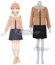 Yagate Kimi ni Naru Bloom Into You Yuu Koito Touko Nanami Cosplay Costume