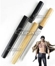 Yakuza Goro Majima Sword Cosplay Weapon Prop