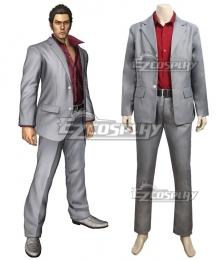 Yakuza Kazuma Kiryu Cosplay Costume