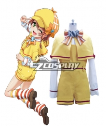 Tantei Opera Milky Holmes Yuzurizaki Nero Cosplay Costume