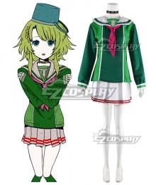 Your Turn to Die Kanna Kizuchi Cosplay Costume