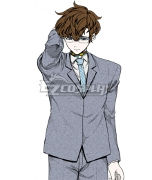 Your Turn to Die Shunsuke Hayasaka Cosplay Costume