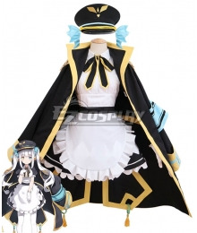 Youtuber Kagura Mea Maid Cosplay Costume
