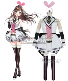 YouTuber Kizuna AI A.I.Channel Pink Cosplay Costume