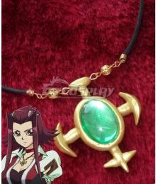 Yu-Gi-Oh Akiza Izinski Necklace Cosplay Accessory Prop