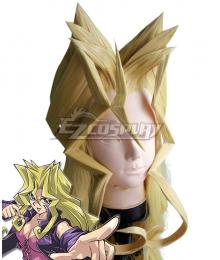 Yu-Gi-Oh! Mai Valentine Golden Cosplay Wig