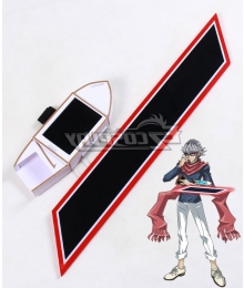 Yu-Gi-Oh! Yugioh ARC-V Reiji Akaba Duel Disk Cosplay Weapon Prop