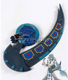 Yu-Gi-Oh! Yugioh Duel Monsters Dartz Duel Disk Cosplay Weapon Prop
