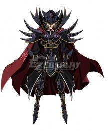 Yu-Gi-Oh! GX Hell Kaiser Zane Truesdale Cosplay Costume