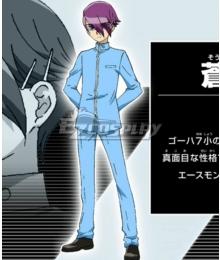 Yu-Gi-Oh! Yugioh Sevens Gakuto Sougetsu Cosplay Costume