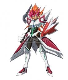 Yu-Gi-Oh! Yugioh Zexal Yuma Tsukumo ZEXAL II Cosplay Costume