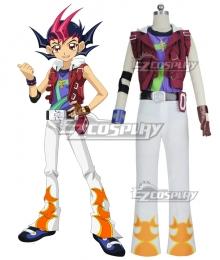 Yu-Gi-Oh! Yugioh Zexal Yuma Tsukumo Cosplay Costume