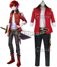 Yume 100 Sleeping Princes & the Kingdom of Dreams Avi Cosplay Costume