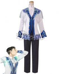 YURI!!!on ICE Otabek Performance Clothing Cosplay Costume