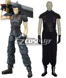 Crisis Core:Final Fantasy VII Zack Fair Cosplay Costume