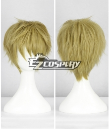 Old Original Comics Nineteen Days Cosplay Wig - 358B