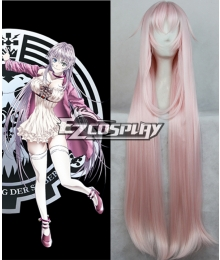 K RETURN OF KINGS Neko Long Straight Cosplay Wig 306C