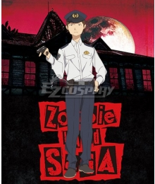 Zombieland Saga Keisatsukan A Cosplay Costume