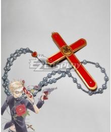 Zone-00 Shima Ango Necklace Cosplay Accessory Prop
