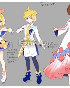 Vocaloid Kagamine Len 2020 Magical Mirai Tokyo Cosplay Costume