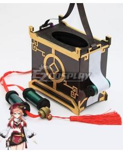 Genshin Impact Yanfei Bag Cosplay Accessory Prop