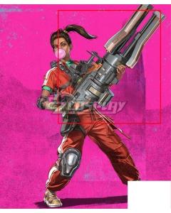 Apex legends Season 6 Rampart Cosplay Weapon Prop