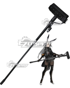 Arknights Savage Mop Cosplay Weapon Prop