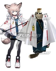 Arknights Sussurro Cosplay Costume