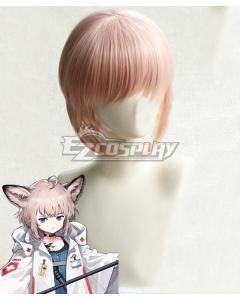 Arknights Sussurro Pink Cosplay Wig