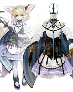 Arknights Suzuran Cosplay Costume
