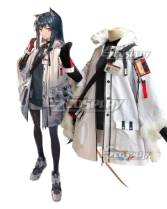 Arknights Texas Winter Cosplay Costume