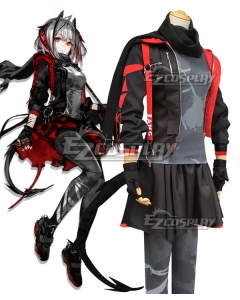 Arknights W Cosplay Costume