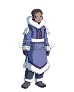 Avatar: The Last Airbender Katara Winter Cosplay Costume