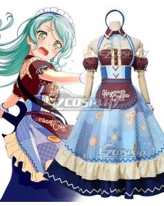 BanG Dream! Roselia Making cookies Hikawa Sayo Cosplay Costume