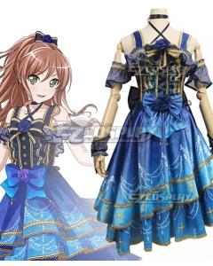 BanG Dream! Roselia Necessary Existence Imai Lisa Cosplay Costume