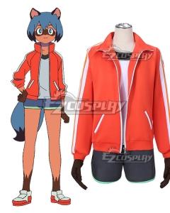 Brand New Animal BNA Michiru Kagemori Cosplay Costume