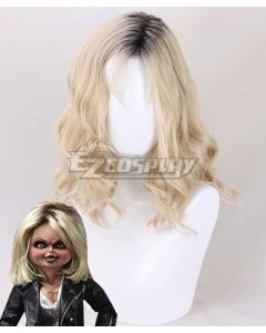 Bride of Chucky Tiffany Golden Cosplay Wig
