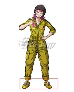 Danganronpa 2: Goodbye Despair Kazuichi Soda Yellow Cosplay Shoes