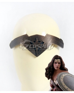 DC Comics Justice League Wonder Woman Diana Prince Headwear Cosplay Accessory Prop