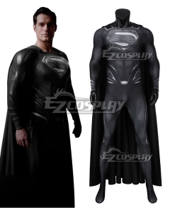 DC Justice League  Clark Kent Superman Cosplay Costume