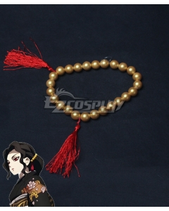 Demon Slayer: Kimetsu No Yaiba Muzan Kibutsuji Female Head Wear Cosplay Accessory Prop