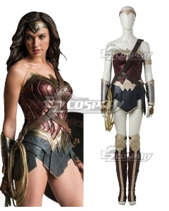 DC Comics Justice League Batman V Superman Dawn Of Justice Wonder Woman Diana Prince Cosplay Costume
