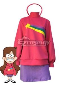 Disney Gravity Falls Mabel Pines Cosplay Costume