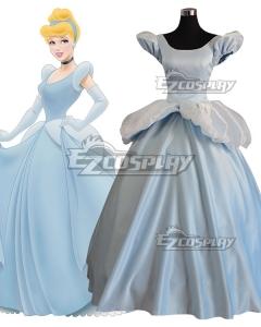 Disney Princess Cinderella Cosplay Costume
